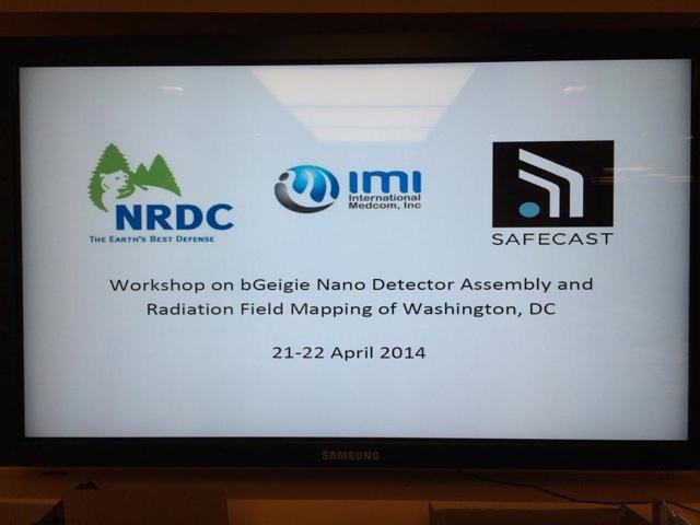 IMI NRDC SAFECAST